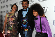Neil deGrasse Tyson and Alice Young Photos Photo