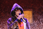Comedian Andrea Martin performs during the press preview at 54 Below on October 4, 2012 in New York City.