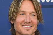 Keith Urban attends the 54th Academy Of Country Music Awards at MGM Grand Hotel & Casino on April 07, 2019 in Las Vegas, Nevada.