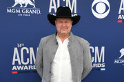 Tracy Lawrence attends the 54th Academy Of Country Music Awards at MGM Grand Hotel & Casino on April 07, 2019 in Las Vegas, Nevada.