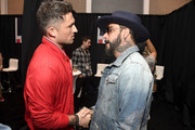 A.J. McLean and Michael Ray Photos Photo