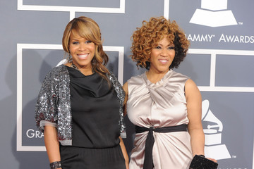 Trecina Atkins Campbell The 54th Annual GRAMMY Awards - Arrivals