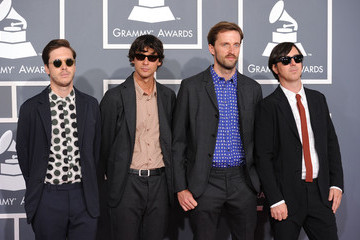 Dan Whitford The 54th Annual GRAMMY Awards - Arrivals