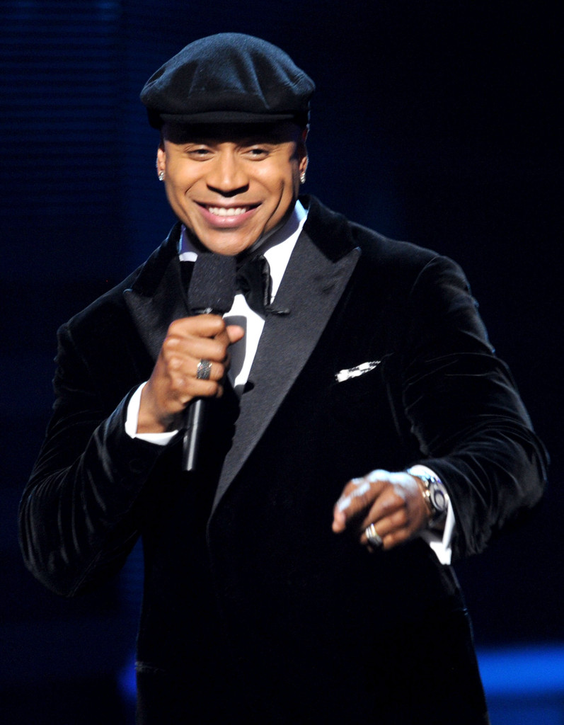LL Cool J in The 54th Annual GRAMMY Awards - Show - Zimbio