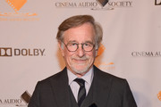 Steven Spielberg attends the 55th Annual Cinema Audio Society Awards at InterContinental Los Angeles Downtown on February 16, 2019 in Los Angeles, California.