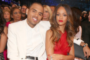 Chris Brown Is Basically Smack-Talking Rihanna on Twitter Now