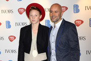 (UK TABLOID NEWSPAPERS OUT) Elly jackson and Ben Langmaid of La Roux arrive at the 55th Ivor Novello Awards held at Grosvenor House Hotel on May 20, 2010 in London, England.