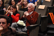 "American writer Gay Talese attends a screening of ""Voyeur"" during the 55th New York Film Festival at The Film Society of Lincoln Center, Walter Reade Theatre on October 4, 2017 in New York City."