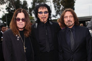 Ozzy Osbourne and Geezer Butler Photos Photo