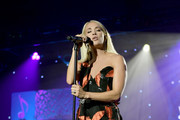 Carrie Underwood performs onstage during the 57th Annual ASCAP Country Music Awards on November 11, 2019 in Nashville, Tennessee.