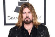 Billy Ray Cyrus' Ombré Hair - The Strangest Style Moments from the Grammys
