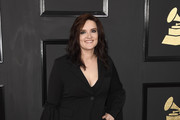 Singer-songwriter Brandy Clark attends The 59th GRAMMY Awards at STAPLES Center on February 12, 2017 in Los Angeles, California.
