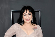 Singer Carla Morrison attends The 59th GRAMMY Awards at STAPLES Center on February 12, 2017 in Los Angeles, California.