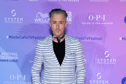 Alan Cumming arrives at the 59th Monte Carlo TV Festival : TV Series Party on June 15, 2019 in Monte-Carlo, Monaco.