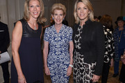 (L-R) Ami Kaplan, Emily Rafferty and Deborah Norville attend the 5th Annual Elly Awards hosted by the Women's Forum of New York honoring Tina Brown & Emily Rafferty at The Plaza Hotel - 5th Avenue on June 22, 2015 in New York City.