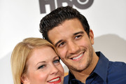 Melissa Joan Hart and Mark Ballas Photos Photo