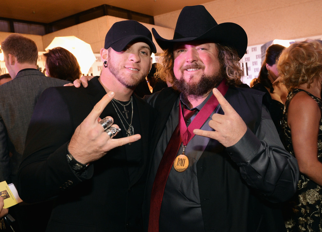 Colt Ford In 60th Annual Bmi Country Awards Arrivals