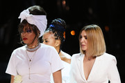 Andra Day and Julia Michaels Photos Photo