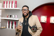 Raheem DeVaughn attends the GRAMMY Gift Lounge during the 61st Annual GRAMMY Awards at Staples Center on February 08, 2019 in Los Angeles, California.