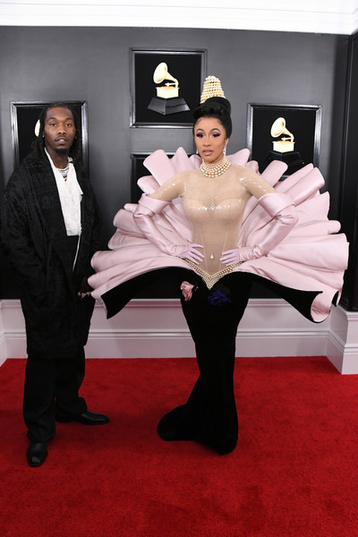 61st Annual Grammy Awards - Arrivals - 380 of 720