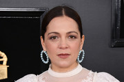 Natalia Lafourcade attends the 61st Annual GRAMMY Awards at Staples Center on February 10, 2019 in Los Angeles, California.