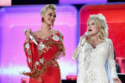 Dolly Parton and Katy Perry Photos Photo