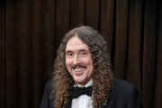"""""""Weird Al"""" Yankovic attends the 61st Annual GRAMMY Awards at Staples Center on February 10, 2019 in Los Angeles, California."""