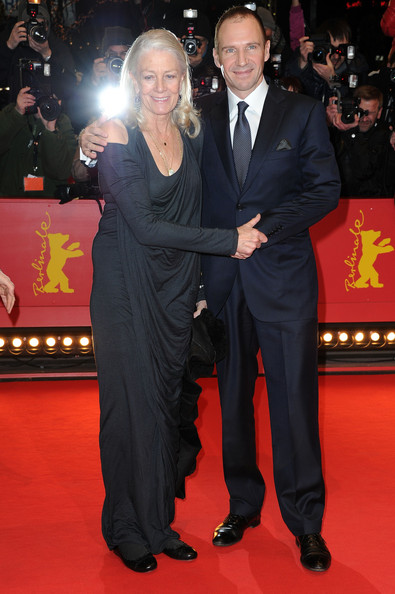 Actress Vanessa Redgrave and actor Gerard Butler attend the 'Coriolanus' Premiere during day five of the 61st Berlin International Film Festival at Berlinale Palace on February 14, 2011 in Berlin, Germany.