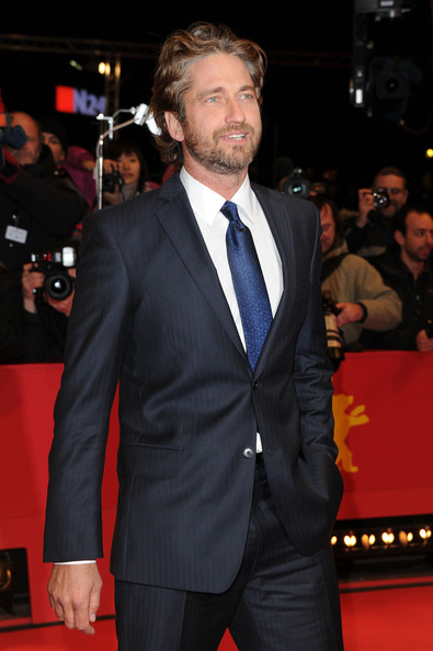 Actor Gerard Butler attends the 'Coriolanus' Premiere during day five of the 61st Berlin International Film Festival at Berlinale Palace on February 14, 2011 in Berlin, Germany.