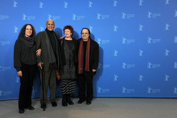 Gina Belafonte Julius Nasso 61st Berlin Film Festival - Sing Your Song - Photocall