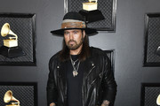 Billy Ray Cyrus attends the 62nd Annual GRAMMY Awards at STAPLES Center on January 26, 2020 in Los Angeles, California.