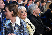 (L-R) Brandi Carlile, Tanya Tucker and Craig Dillingham attend the 62nd Annual GRAMMY Awards at STAPLES Center on January 26, 2020 in Los Angeles, California.