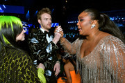 Finneas O'Connell and Lizzo Photos Photo