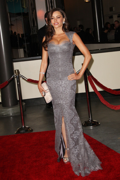 Actress Sofia Vergara arrives at the 63rd Annual Directors Guild Of America Awards held at the Grand Ballroom at Hollywood & Highland on January 29, 2011 in Hollywood, California.