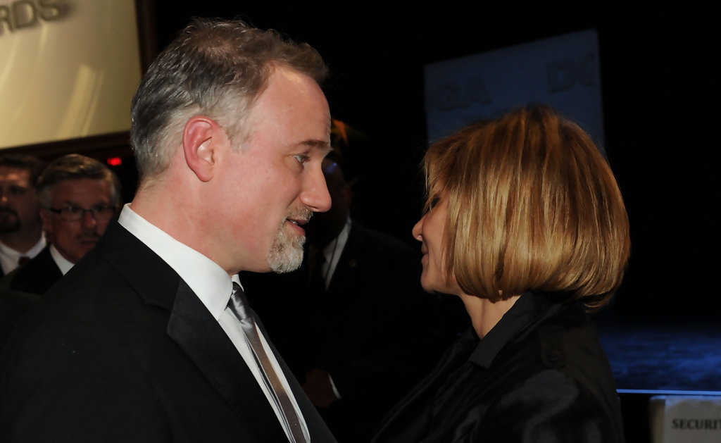 David Fincher dating asiater i USA
