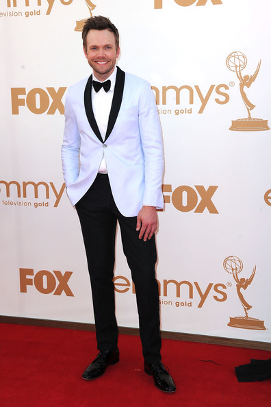Actor Joel McHale arrives at the 63rd Annual Primetime Emmy Awards held at Nokia Theatre L.A. LIVE on September 18, 2011 in Los Angeles, California.
