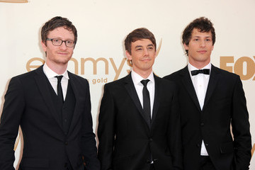 Andy Samberg Jorma Taccone 63rd Annual Primetime Emmy Awards - Arrivals