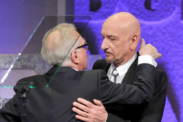 Ben Kingsley Martin Scorsese 64th Annual Directors Guild Of America Awards - Show