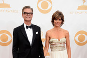 Lisa Rinna & Harry Hamlin - The Hottest Couples at the 2013 Emmy Awards
