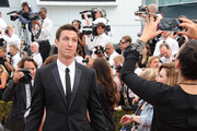 Actor Pablo Schreiber attends the 66th Annual Primetime Emmy Awards held at the Nokia Theatre L.A. Live on August 25, 2014 in Los Angeles, California.