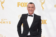 TV personality Joe Zee attends the 67th Annual Primetime Emmy Awards at Microsoft Theater on September 20, 2015 in Los Angeles, California.