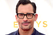 TV personality Lawrence Zarian attends the 67th Annual Primetime Emmy Awards at Microsoft Theater on September 20, 2015 in Los Angeles, California.