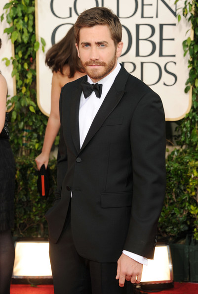 2011 Golden Globes Jake Gyllenhaal. 68th Annual Golden Globe