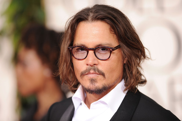 johnny depp island home. Actor Johnny Depp arrives at