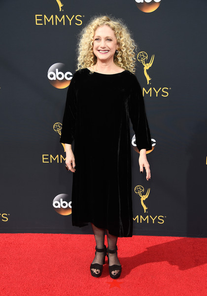 Carol Kane at 68th Annual Primetime Emmy Award's red carpet