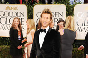 Actor Ryan Kwanten arrives at the 69th Annual Golden Globe Awards held at the Beverly Hilton Hotel on January 15, 2012 in Beverly Hills, California.