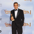 Best Performance by an Actor in a Motion Picture - Drama: George Clooney