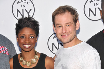 Montego Glover Chad Kimball 6th Annual Made In NY Awards