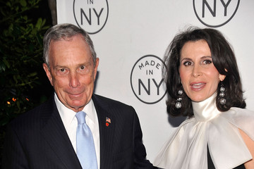 Michael Bloomberg Katherine Oliver 6th Annual Made In NY Awards