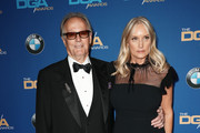 Actor Peter Fonda (L) and Margaret DeVogelaere attend the 70th Annual Directors Guild Of America Awards at The Beverly Hilton Hotel on February 3, 2018 in Beverly Hills, California.